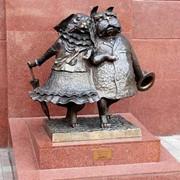 Мраморные статуи фото
