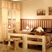 Мебель из дерева. фото
