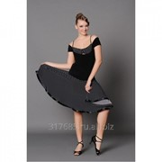 Платье латина Fenist Горох 143 фото