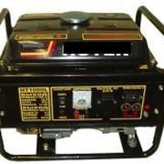 Бензоэлектрический агрегат фото