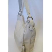 Женская летняя кожаная сумка Р 210