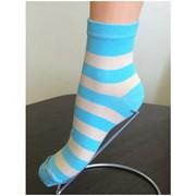 Женский носок демисезонный,классический фото