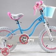 Детский велосипед Royal Baby Stargirl Steel 16 фото
