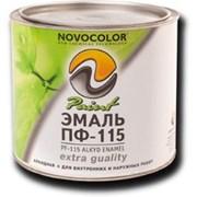 Эмаль ПФ-115 цвет хаки 1,9 кг фото