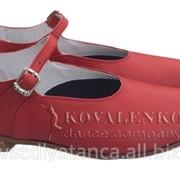 Туфли народные женские ТН-1 фото