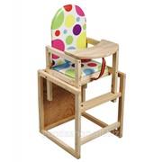 Детский стульчик для кормления Стс-1 фото