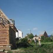 Гостевые дома из оцилиндрованного бревна
