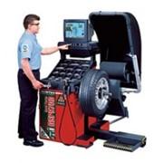 Универсальный балансировочный стенд с пневмоподъемником GSP 9700 Road Force Measurement фото