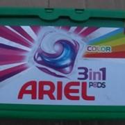 """Ariel Гель для стирки в капсулах """"Color & Style"""" фото"""