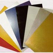 Лист АБС 2-6 мм фото