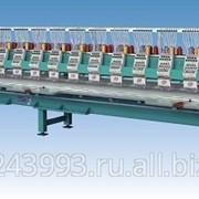 TAJIMA TFGN II - 1220 (550X330)S 20-ти головочная вышивальная машина фото