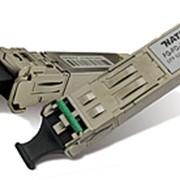 Модуль оптических приемопередатчиков SFP+ фото