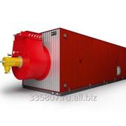 Котел водогрейный одноходовый газ/диз топливо КВ-ГМ-11,63 95 °С