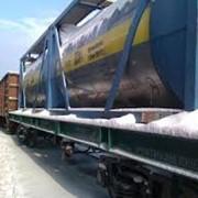 Перевозка опасных грузов железнодорожным транспортом фото