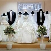 Прокат костюмов и вечерних платьев фото