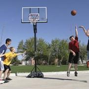 Щит баскетбольный передвижной фото