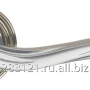 Ручка раздельная Vento ML SN/CP-3 матовый никель, хром Код: 33209 фото