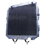 Радиатор охлаждения КрАЗ 256-1301010-01 4-х рядный ШААЗ фото