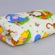 Одеяло детское с наполнителем 100% натуральная овечья шерсть. Одеяло фото