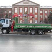 Аренда манипуляторов (самогрузов) в Пятигорске фото