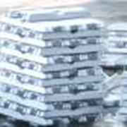 Чушка алюминиевая АК9 фото