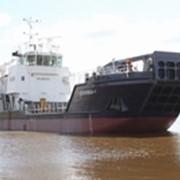 Морская накатная самоходная баржа проекта DCV47 фото