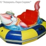 Бамперная лодка Акула фото