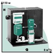 Насосы мобильные высокого давления. Насосы и установки повышения давления Wilo Economy-CO/T-1 MVI/ER фото