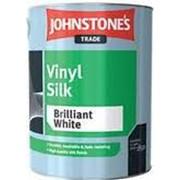"""""""Glomul Vinyl Silkl"""" шелковая виниловая эмульсия.Прочное покрытие с шелковистым блеском.Для поверхностей с повышенными требованиями на износ.Для внутренних работ фото"""