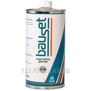 Очиститель для ПВХ Bauset №20, WG-20, 1л. Очиститель жира Cosmofen №20, 1л.