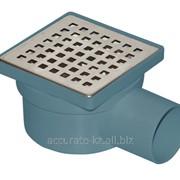Трап для слива воды боковой Caliente 3000-50 фото