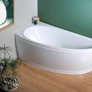 Ассиметричные ванны фото