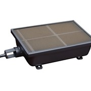 Походная горелка ГИИ 7,3 кВт. Расход газа: 0,56 кг/ч. Горелки инфракрасного излучения фото