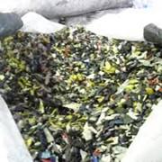 Полимеры вторичные (дробленка) фото