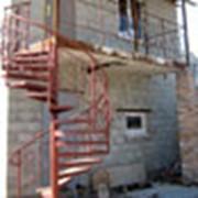 Металические лестницы фото