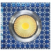 Светодиоды точечные LED QZFG-01 SQUARE 3W 5000K фото