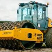 Оренда дорожнього катка XCMG XS120PD фото