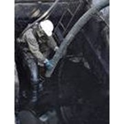 Услуги по очистке труб и резервуаров фото