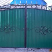 Двери металлические, изготовление, сварочные работы. фото