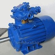 Электродвигатель АИУ160S4 IM1081 взрывозащищенный для угольной промышленности