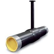 Шаровой кран для жидкости с удлиненным штоком полнопроходной фото