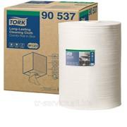W1/W2/W3 - Tork нетканый материал для интенсивной очистки в малом рулоне со съемной втулкой - 1 рул/уп, 300 л/рул, 1 слой