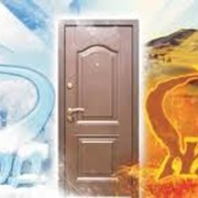 Теплые двери фото