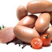 Сардельки обыкновенные из охлажденного мяса фото