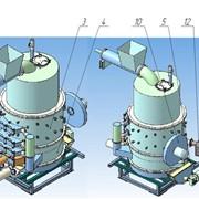 Пиролизный реактор фото