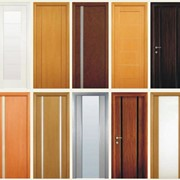 Дверь деревянная фото