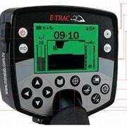 Металлодетектор E-Trac фото