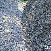 Щебень серый,чистый, ростовский 5*20, 20*40, 40*70 фото