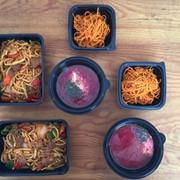 Комплексные обеды Алматы. Бесплатная доставка. фото