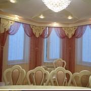 Подбор фурнитуры - подхваты, ленты, декоративные кисти, заколки, магниты, люверсы ... фото